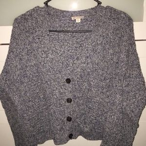 GAP baggy/crop sweater xs/s